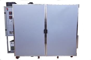 Автоматизированная система моделирования пласта для исследования фильтрационно-емкостных свойств керна при трёхфазной фильтрации