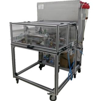 Система по изучению петрофизических свойств в пластовых условиях